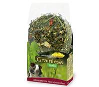 JR Farm Grainless Herbs, Meerschweinchenfutter, 400 g
