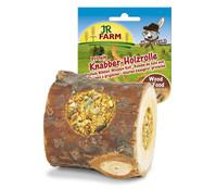JR Farm Knabber-Holzrolle Protein, 150 g