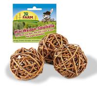JR Farm Mini Weiden-Spielball, 3 Stück