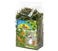 JR Farm Möhrenkraut, Ergänzungsfutter, 100 g