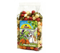 JR Farm Nager-Murmeln, Nagersnack, 70g
