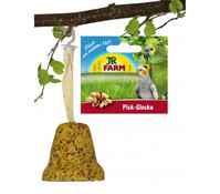 JR Farm Pick-Glocke für Wellensittich & Kanarien, 150g