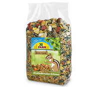 JR Farm Streifenhörnchen Schmaus, 600 g