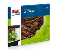 Juwel Aquarium Rückwand Cliff Dark
