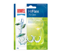 Juwel HiFlex T5 Clips für Juwel Reflektoren, 4 Stück