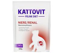 Kattovit Feline Diet Niere/Renal, Trockenfutter