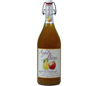 KELA Apfel & Birne 100 % Bio-Direktsaft, 1 L