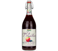 KELA Apfel & Heidelbeere Bio-Fruchtsaft, 1 L