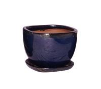 Keramik-Topf, glasiert