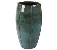 Keramik-Vase Moda, verspiegelt, Ø 53 x 92 cm