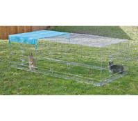 Kerbl Freigehege mit Ausbruchsperre für Kaninchen