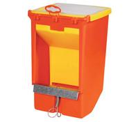 Kerbl Futterautomat für Kaninchen, 3,5 Liter