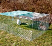 Kerbl Jungtier-Freilaufgehege mit Ausbruchsperre