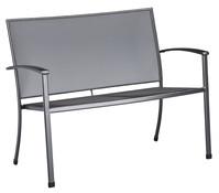 Kettler Siero Bank, 2- Sitzer, ca. 120 x 70 x 97 cm