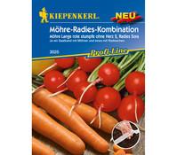 Kiepenkerl Samen Möhre-Radies-Kombination