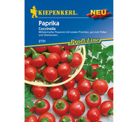 Kiepenkerl Samen Paprika 'Coccinella'