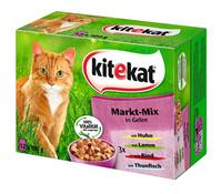Kitekat® Markt-Mix, Nassfutter