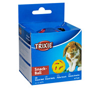 Kleintierbedarf Trixie Snack-Ball, Ø 7 cm