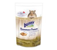 Kleintierfutter Bunny RennmausTraum Basisfutter, 600 g