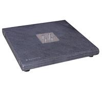 Knirps Granitgrundplatten für Rahmenständer, 140 kg