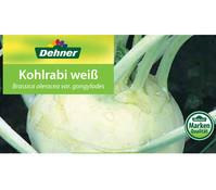 Kohlrabi, weiß, 12er Schale