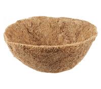 Kokoseinlage für Hängeampeln, rund
