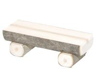 Kolbe Bank ohne Rückenlehne, 8 x 3 x 2,5 cm
