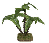 Kolbe Dreifach-Palme, 24 cm