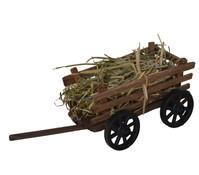 Kolbe Eselwagen, 16 x 6 x 6 cm