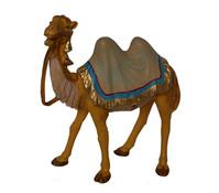 Kolbe Kamel stehend, für 17 cm Figur
