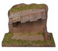 Kolbe Krippenstall, 20 x 10 x 15 cm