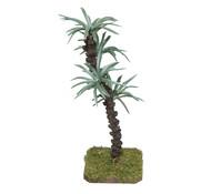 Kolbe Palme mit Blatt, 18 cm