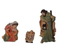Kolbe Poly-Familie, 11 cm 3-teilig