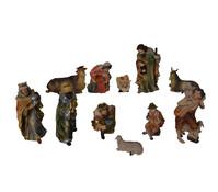 Kolbe Poly-Figuren, 19 cm 12-teilig