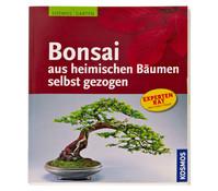 Kosmos Ratgeber Bonsai aus heimischen Bäumen selbst gezogen