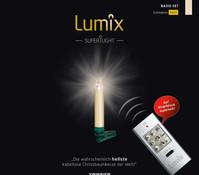 Krinner Lumix Funk Weihnachtsbaum-Beleuchtung, mini