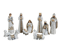 Krippen Figuren-Set, 10-teilig