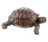 Kunstharz Schildkröte, 14 x 34 x 25 cm