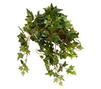 Kunstpflanze Efeubusch im Topf, 45 cm