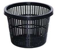 Kunststoff Wassserpflanzenkorb, Ø 21,5 cm