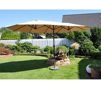Leco Oval-Schirm, 270 x 460 cm