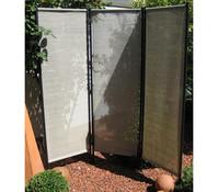 Leco Paravent 150 x 156 cm, 3-teilig