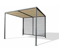 Leco Pergola Modern Style, 280 x 280 cm