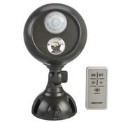 LED Scheinwerfer MB371 mit Bewegungsmelder/Fernbedienung