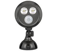 LED Scheinwerfer MB380 ultrahell mit Bewegungsmelder