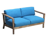 Lounge Sofa Miami, ca. 156 x 85 x 68 cm