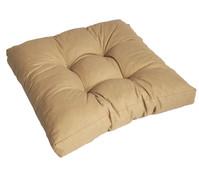 Loungesitzkissen, 50 x 50 x 10 cm