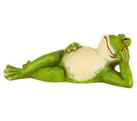 Magnesia-Frosch, liegend, 39 cm