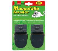Mausefall Supercat, 2er Pack