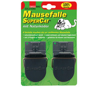 Mausefalle Supercat, 2er Pack